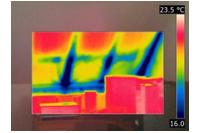Funkce termokamery